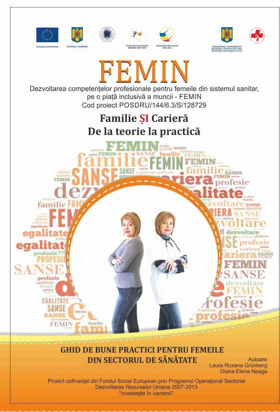 Coperta ghid FEMIN fata