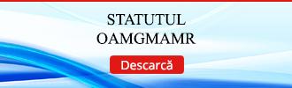 Statutul OAMGMAMR